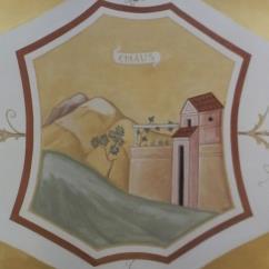 Discepoli di Emmaus (Soffitto 3)