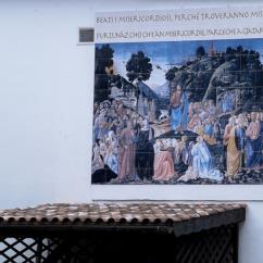 Discorso della montagna e guarigione del lebbroso (Ph. Ulderica Da Pozzo)