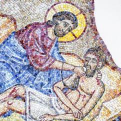 Il Buon Samaritano (dettaglio)
