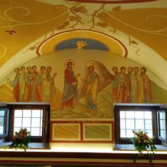 Il Vangelo di San Marco - Lunetta (2)