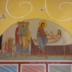 Il Vangelo di San Marco - Lunetta (3)