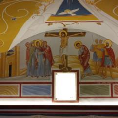 Il Vangelo di San Marco - Lunetta (5)