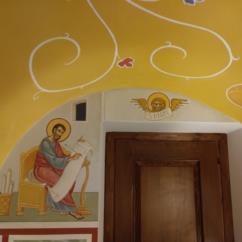 Il Vangelo di San Marco - Lunetta (6)
