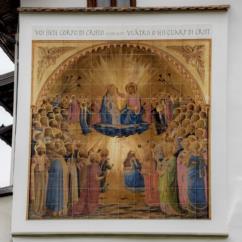 Incoronazione della Vergine - Dettaglio (Ph. Ulderica Da Pozzo)