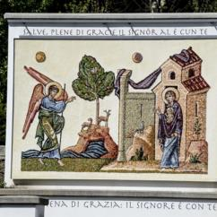 L'Annunciazione (Foto - Stefano Piazza)