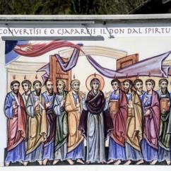 La Pentecoste (Foto - Stefano Piazza)