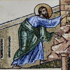 Il profeta Natan annuncia il rinnovamento della promessa fatta ad Abramo, fatta a Mosè