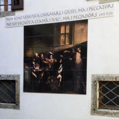 Vocazione di San Matteo (Ph. Ulderica Da Pozzo)