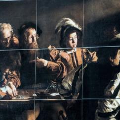 Vocazione di San Matteo - Dettaglio (Ph. Ulderica Da Pozzo)